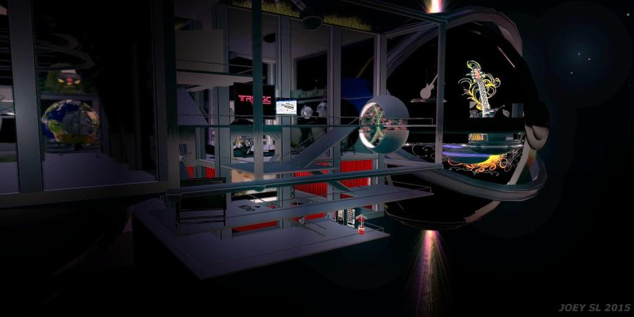 SL Planetarium: DJs, Live-Konzerte, Lesungen und jetzt auch Kino!