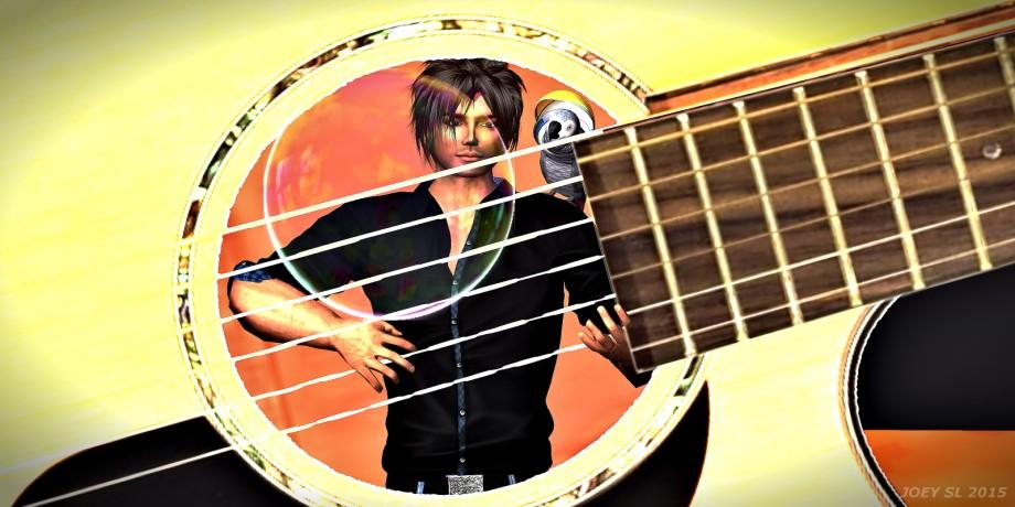 Whirli Placebo Live mit Gitarre und Drum-Computer