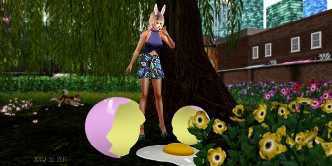 Oops Easter